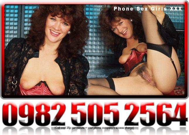 Mature Phone Sex