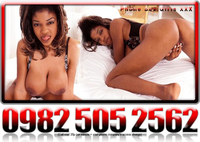 Ebony Phone Sex Chat Lines