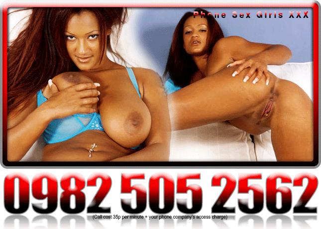 Ebony phone sex uk